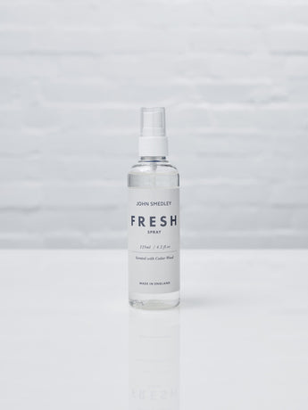John Smedley Fresh Spray 125ml (White)