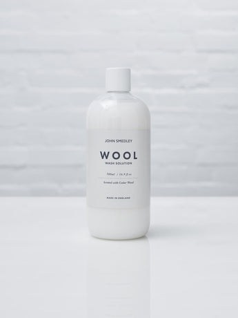 John Smedley Wool Wash Solution 475ml