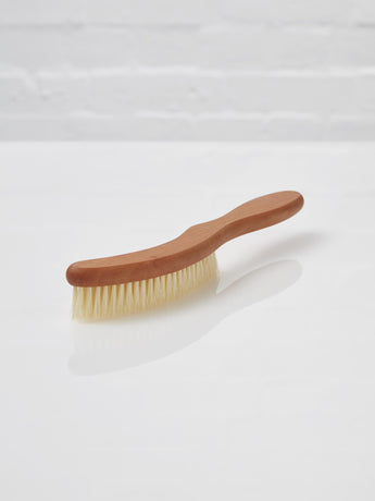 Hat Brush (Waxed Pearwood)