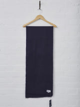 Johnstons of Elgin Merino Scarf (Navy)