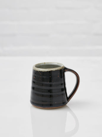 The Leach Pottery Small Mug (Tenmoku Black)