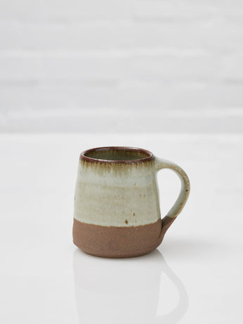 The Leach Pottery Small Mug (Dolomite White)