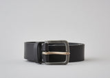 Awling Original Belt - Pitch Black / Pewter