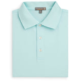 Peter Millar - Solid Stretch Jersey Performance Polo - Venetian Mist