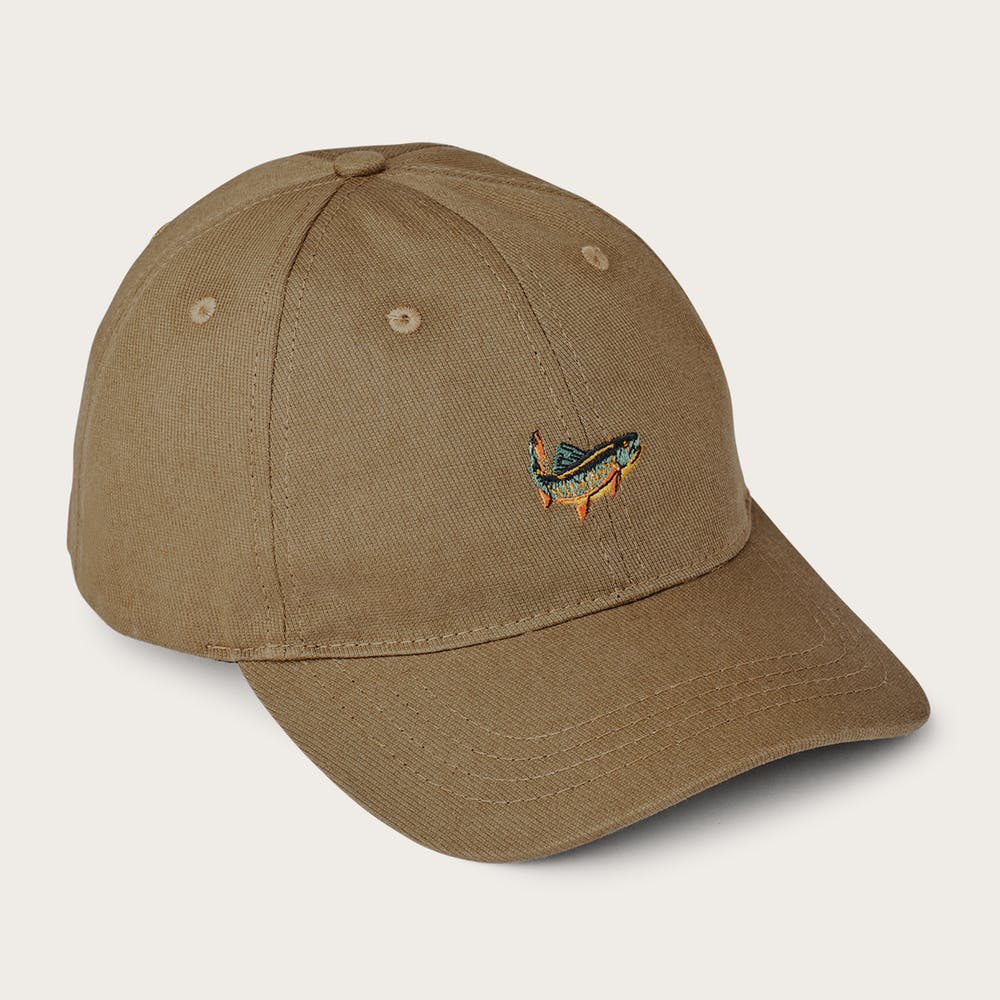 Twill Low Profile Hat