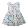 Bonnie Dress- Garden Dot Print