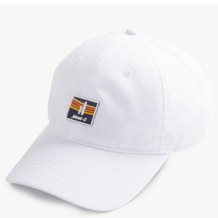 Southern Point -  SPC Hat - White Twill