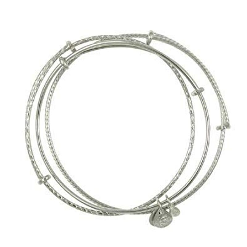 Alex & Ani - Wire Bangle Set of 3