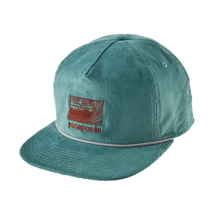 Patagonia - Framed Fitz Roy Corduroy Hat
