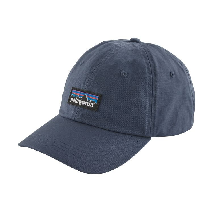 P-6 Label Trad Cap