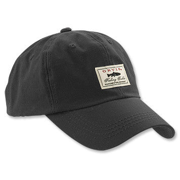 Orvis Embroidered Labrador Ball Cap