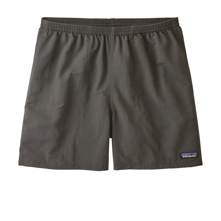 "Patagonia - M's Baggies Shorts - 5"" - Forge Grey"