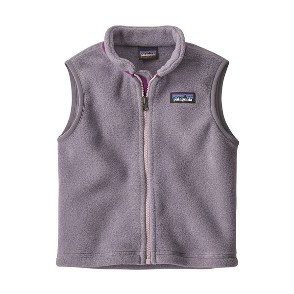 e9a44facaa8 Patagonia Baby Synchilla® Fleece Vest - Smokey Violet – Empire South