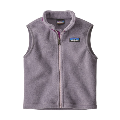 Patagonia Boys' 1/4 Zip Better Sweater - Dark Walnut