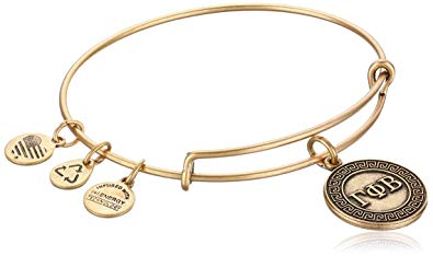 Alex & Ani - Gamma Phi Beta - Rafaelian Gold