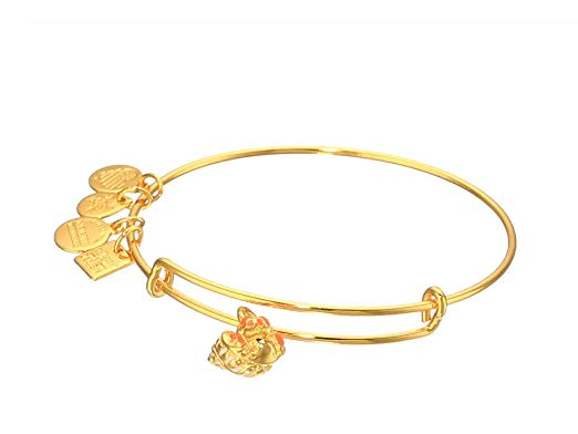 Alex & Ani - Hermit Crab - Yellow Gold