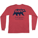 North Georgia Bear Long Sleeve Tee