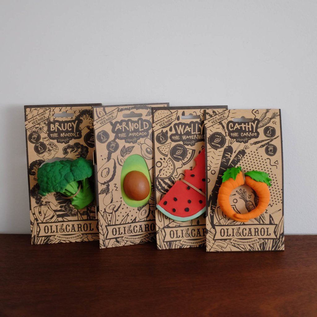 Fruits & Veggies Teethers