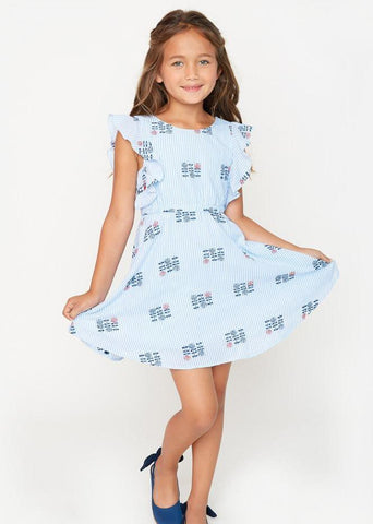 Lali- Juliette Dress