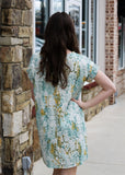 Oceanwind Short Sleeve Dress