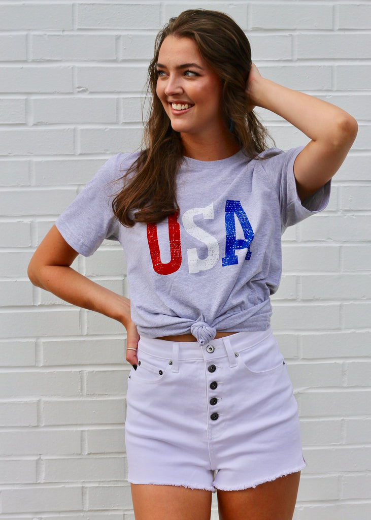 USA Graphic SS Tee