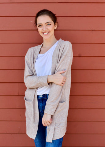 The Katherine Cardigan