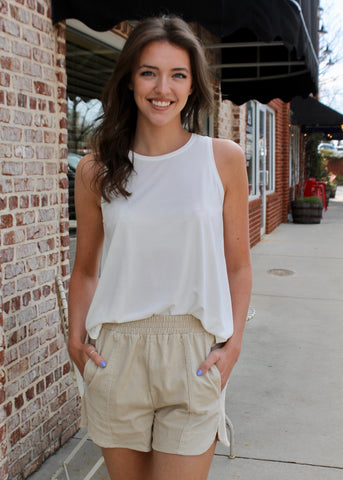 Tasha Soft Jersey Shorts
