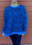 The All Out Cheetah Sweater