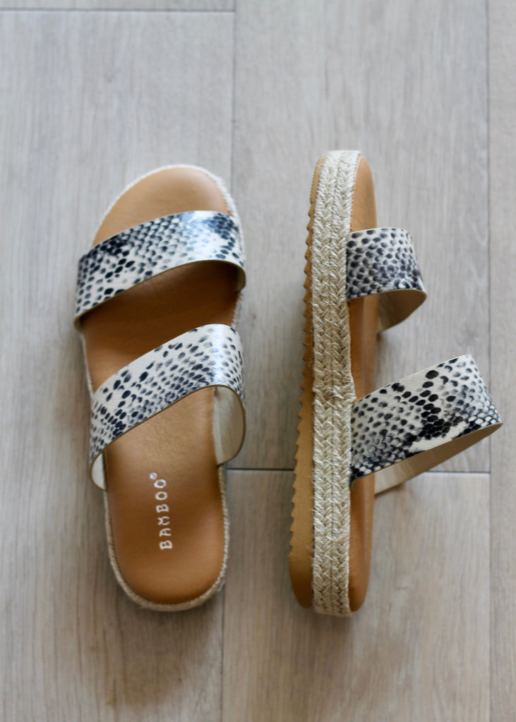 Superb Platform Sandal