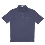 Johnnie-O - Garment Dyed Original 4-Button Polo - Pacific