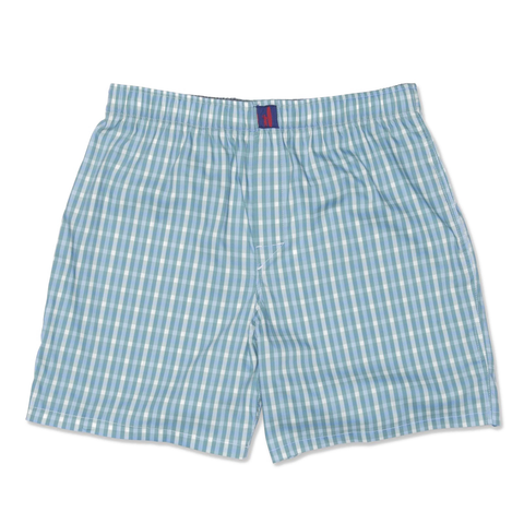 Johnnie-O - Norris Prep-Formance Boxers - Malibu Red