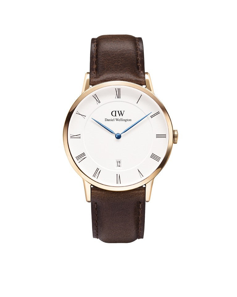 Men's Daniel Wellington - Dapper Bristol Rose Gold