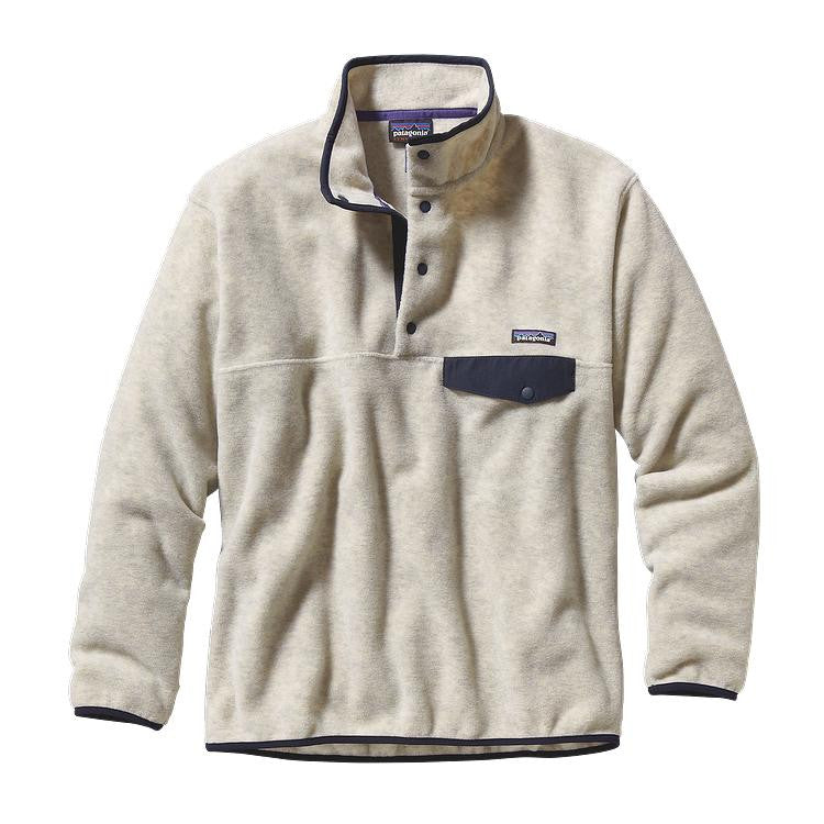 Men's Patagonia - Synchilla Snap-T Pullover - Oatmeal Heather