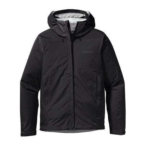 Men's Patagonia - Torrentshell Rain Jacket - Black