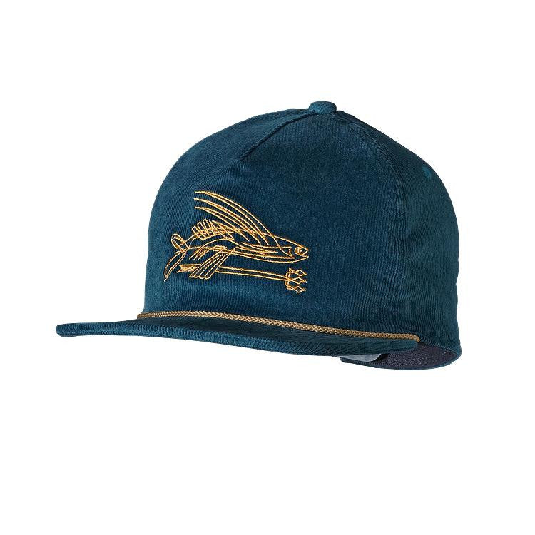 Patagonia - Pinstripe Flying Fish Corduroy Hat (multiple colors)