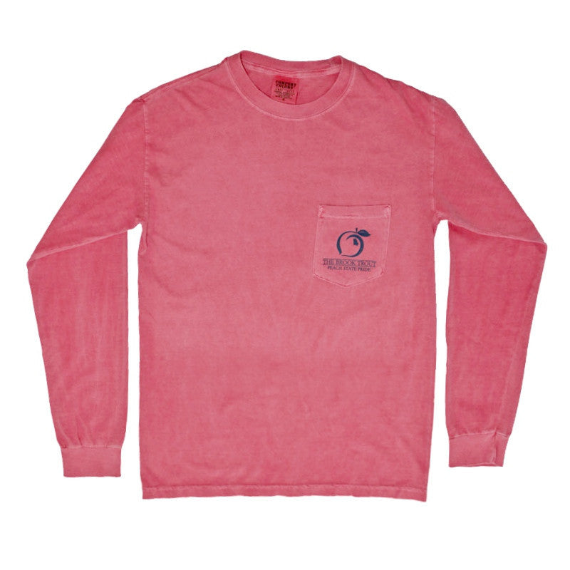 Topo Trout Long Sleeve Tee