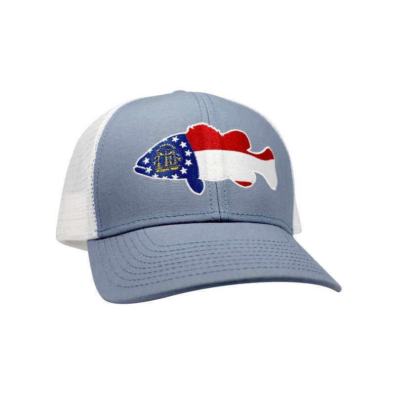 Largemouth Bass Trucker Hat