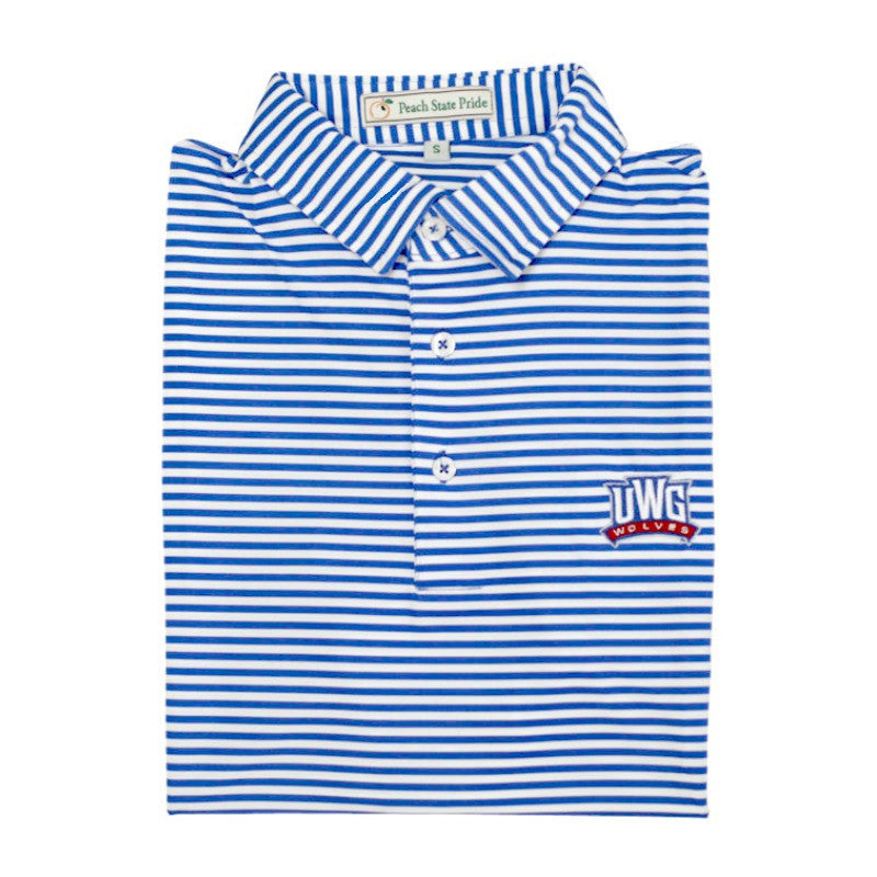 UWG Self Collar Performance Polo