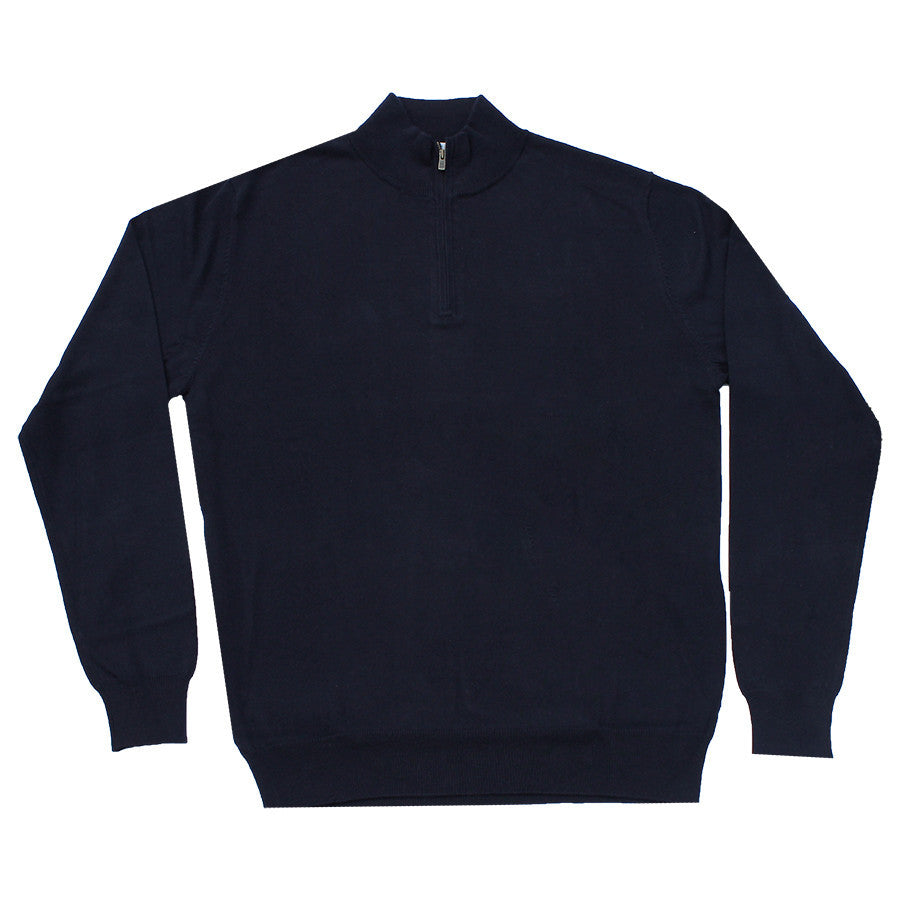 Cotton/Cashmere Pullover