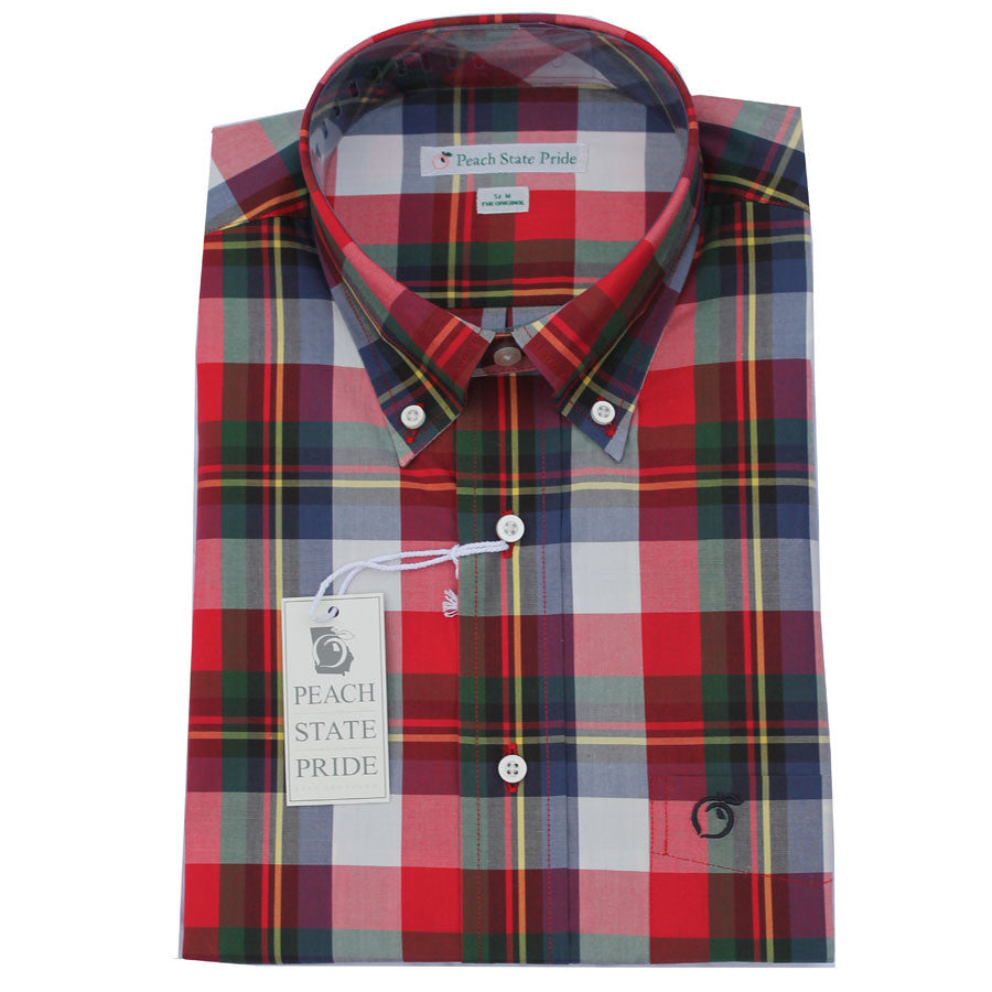 The Burton Lightweight Button Down Sport Shirt
