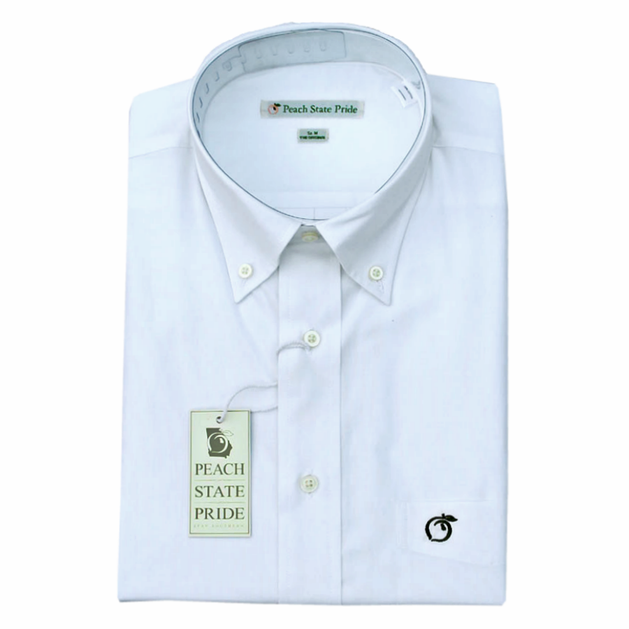 The Hutchinson Lightweight Classic Button Down Shirt