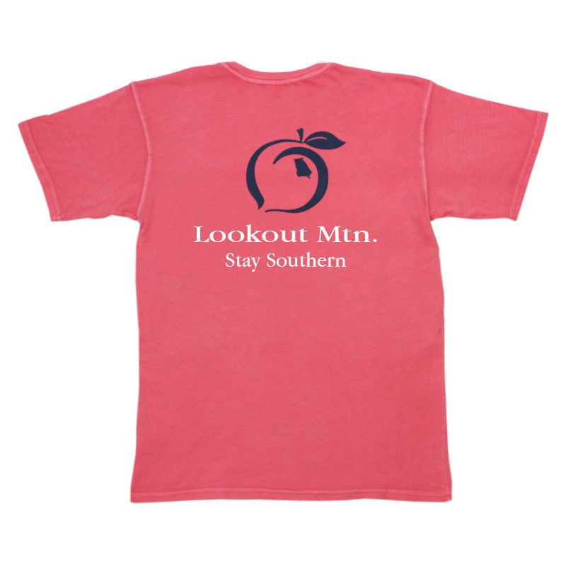 Lookout Mtn. Short Sleeve Hometown Tee