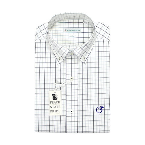 Boys Shallowford Performace Button Down