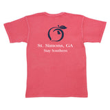 St. Simons, GA  Short Sleeve Hometown Tee