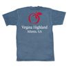 Virginia Highland Short Sleeve Hometown Tee