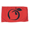 Peach State Pride Nylon Flag