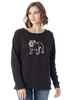 Stewart Simmons - Bulldog Sweatshirt - Black