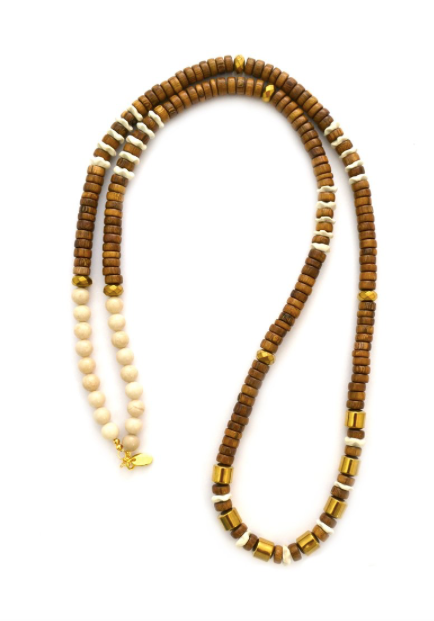 Betsy Pittard - Woods Necklace