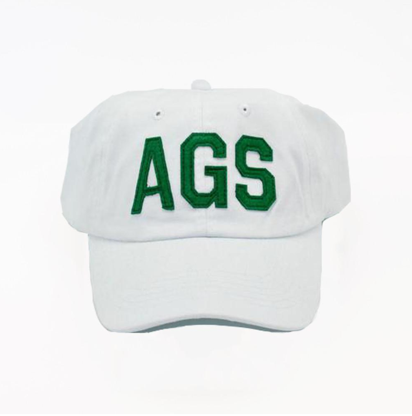 5953dabe759 Aviate Hat - AGS - Master s White – Empire South