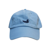 Southern Marsh - Signature Hat - Light Blue with Navy Duck